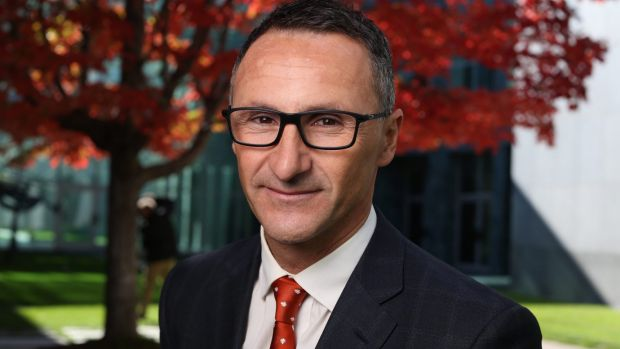 Greens Leader Richard Di Natale submitted the proposal to the PBO for costing.