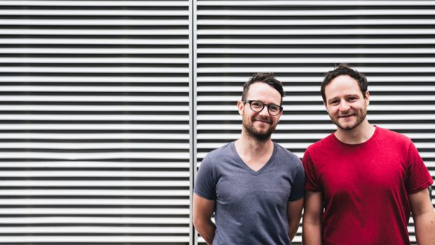 The brothers honed their stand-up skills at open mic nights in Belconnen and Lyneham.