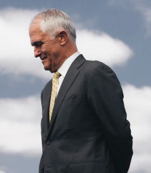 No easy answer: Prime Minister Malcolm Turnbull must handle his relationship with Donald Trump delicately.
