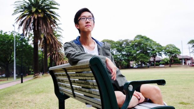 """Tutoring is a huge, huge thing"": Calvin Yeung."