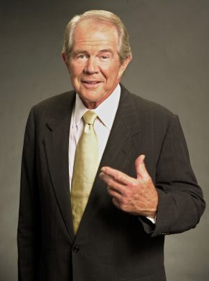 Televangelist Pat Robertson was one of the first people to suggest Islam should be treated as a political ideology.