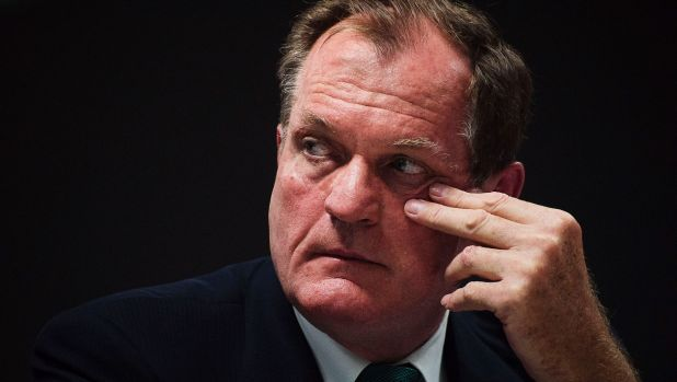 Tax Commissioner Chris Jordan told the inquiry that multinational oil and gas companies were a particularly high-risk ...