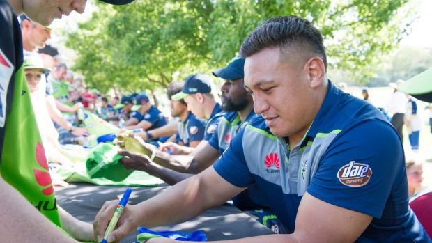 Josh Papalii is an important player for Queensland.