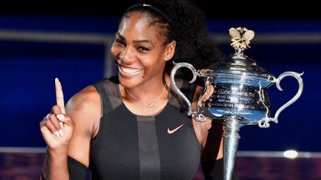 Serena Williams has held the women's world no. 1 ranking on eight occasions.