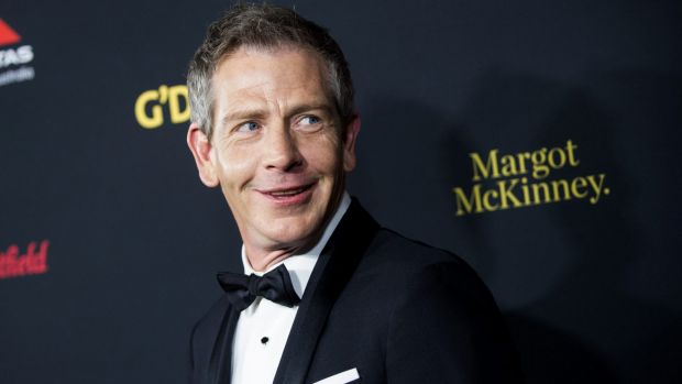Actor Ben Mendelsohn was awarded at the 2017 G'Day USA Black Tie Gala at The Ray Dolby Ballroom in Hollywood, California.