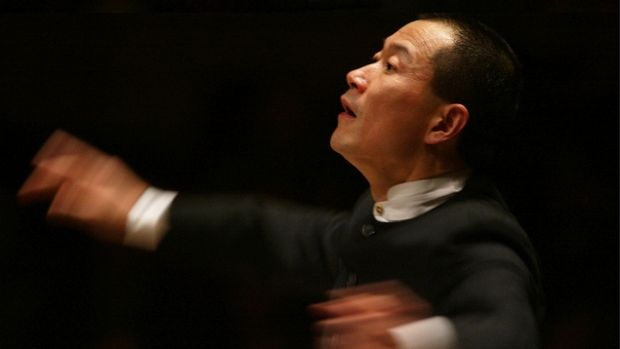Tan Dun sees his role as providing contact between two worlds.