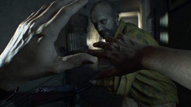 The restriction of a first-person viewpoint does wonders for the game's tension.