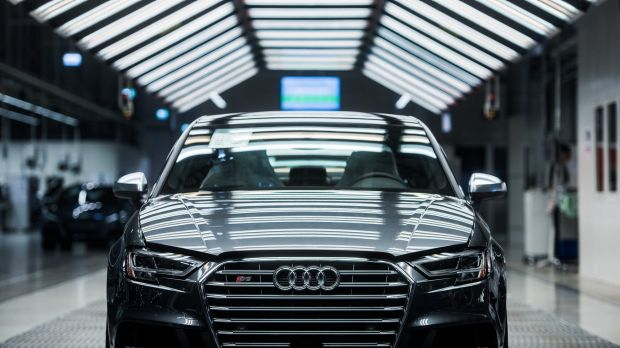 An Audi spokesman rejected allegations it was trying to stall the class action process.