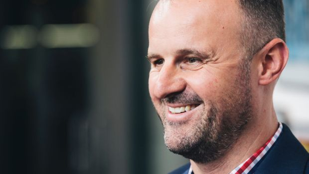 ACT Chief Minister Andrew Barr is hoping to strike a deal with the federal government that will deliver more funding for ...