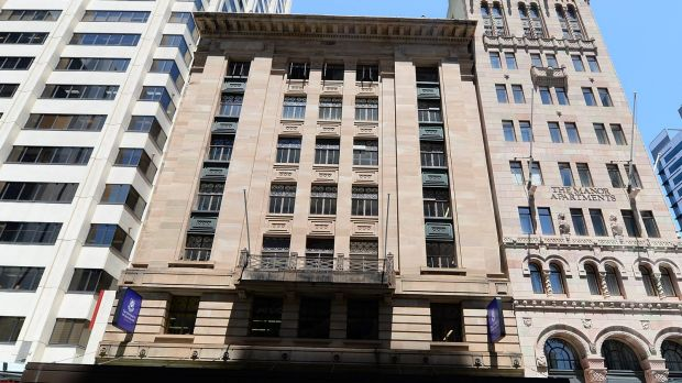 UQ has leased the top two storeys of Custom Credit House for its CBD campus