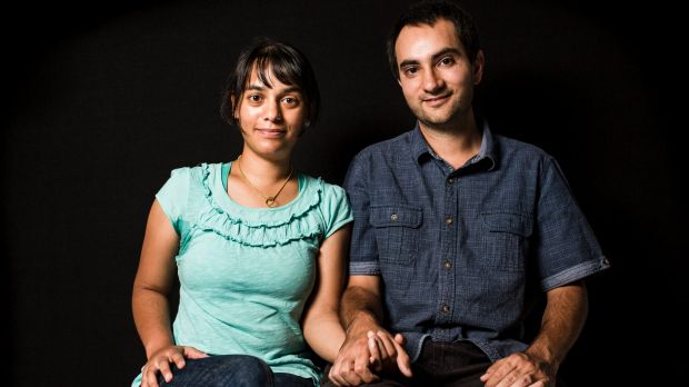 Tanya and Omar Hashmi are young Australian Muslims with progressive values.