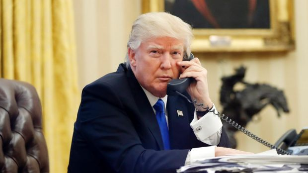 Donald Trump's aggressive phone call to Malcolm Turnbull reflects the dangerous unpredictability he has brought to the ...