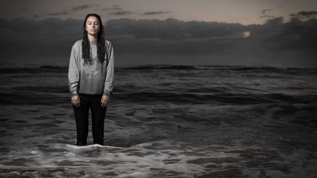 Despite her early Triple J success, Amy Shark could be headed for stormy waters.