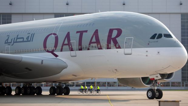 Qatar Airways is waiting for talks between the Qatar and Australia governments before finalising details of its proposed ...
