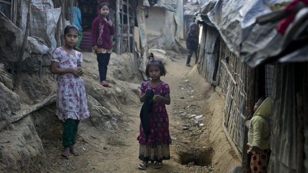 The UN's report includes testimony regarding the murder of Rohingya children.