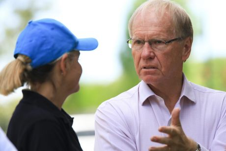 Commonwealth Games organising committee (GOLDOC) chairman Peter Beattie said resold games tickets must be within 10 per ...