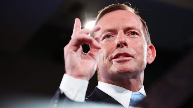 Former prime minister Tony Abbott appears to be missing the point on climate change and the use of renewable energy.