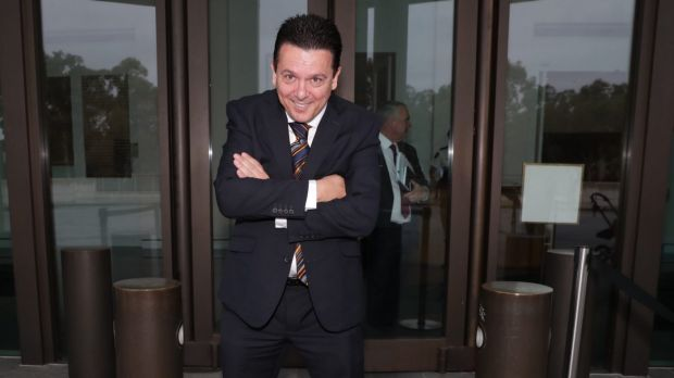 Senator Nick Xenophon flagged concern at the prospect of the deal.