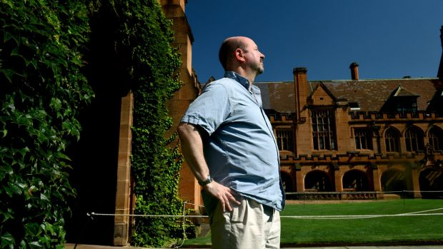 Professor Michael Mann, a frequent target of US climate change deniers, is on a speaking tour of Australia.