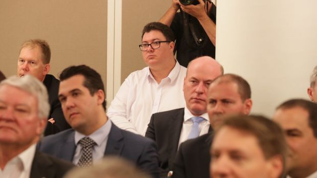 George Christensen says Prime Minister Malcolm Turnbull cannot be held responsible for his decision to attend a Q ...