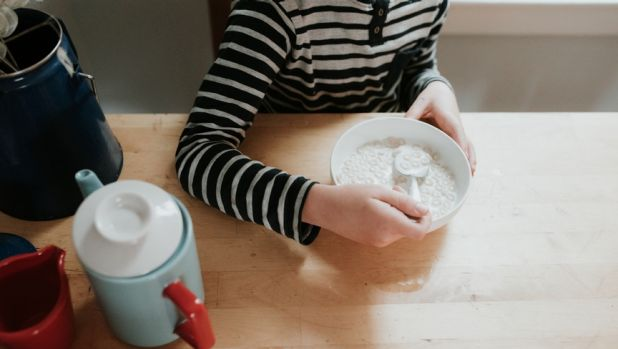 Are we inadvertently giving children the equivalent of alcohol for breakfast?