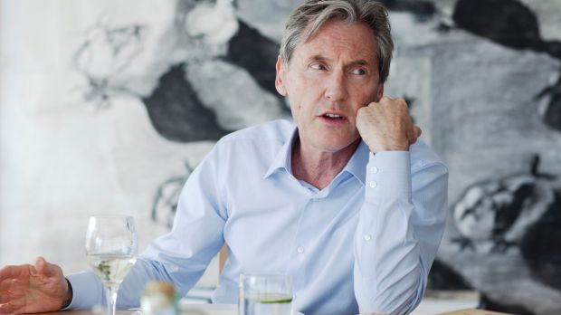 'Modern democracy has reached its use-by-date', says multi-millionaire Luca Belgiorno-Nettis.