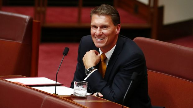 Senator Cory Bernardi is visiting Queensland and hopes his Australian Conservatives party can be registered in the ...