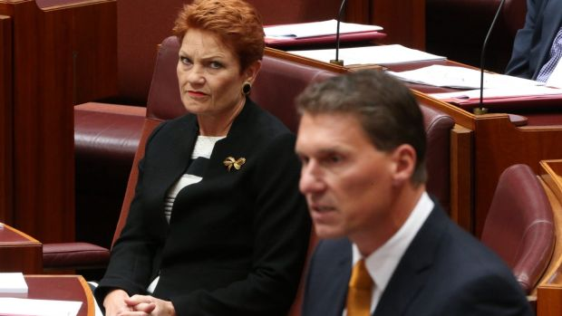 How Pauline Hanson's One Nation will fare is still a big guess.