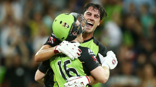Big Bash League broadcaster Channel Ten is in crisis.