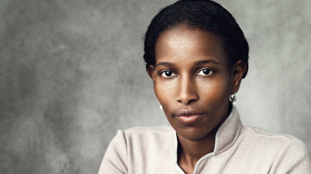 Human rights activist Ayaan Hirsi Ali is controversial for her hardline stance which argues Islam is a misogynistic ...
