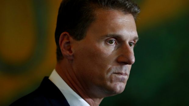 Cory Bernardi has offered a half-hearted criticism of comments made at a controversial anti-halal dinner in Sydney on ...