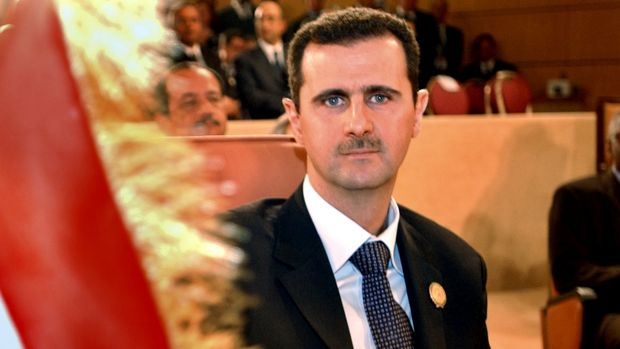 The militia targeted in the strike was allied with the regime Syrian President Bashar al-Assad.