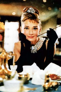 Audrey Hepburn in the 1961 film, <I>Breakfast at Tiffany's</I>. Jeweller Tiffany's is now targeting more self-purchasing ...