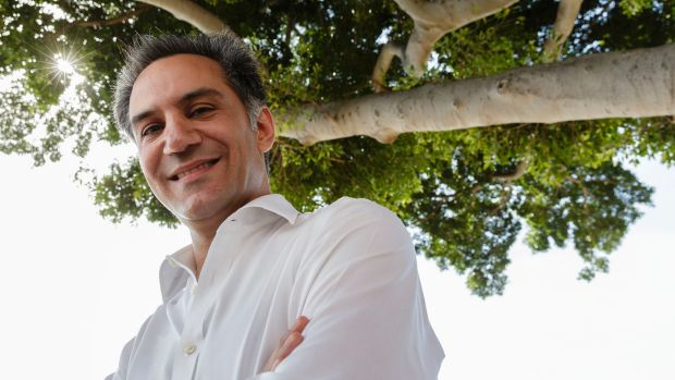 Canberra surgeon Ross Farhadieh says being a doctor is the best job in the world.