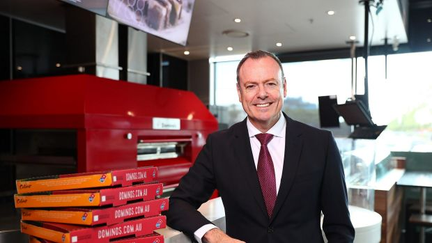 Domino's CEO Don Meij sought to allay concerns about wage fraud in the Domino's network.