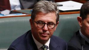 Labor is challenging Assistant Health Minister David Gillespie's eligibility to sit in Parliament