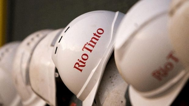 Rio Tinto has published a modest set of production numbers for the March quarter.