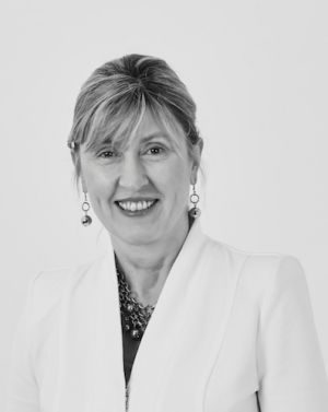 Karen Borg, chief executive of Jobs for NSW, wants people to be more expansive in their business thinking.