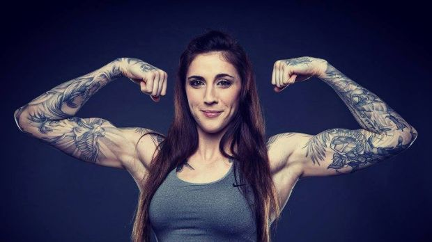Australian Megan Anderson will finally get the chance to win a UFC title.