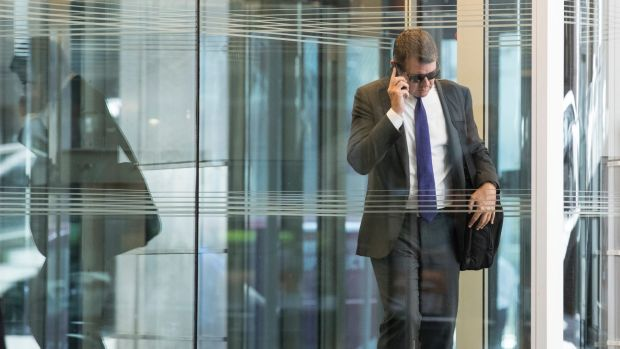 Ex-NSW premier Mike Baird this week accepted a job at NAB as its chief customer officer for corporate and institutional ...