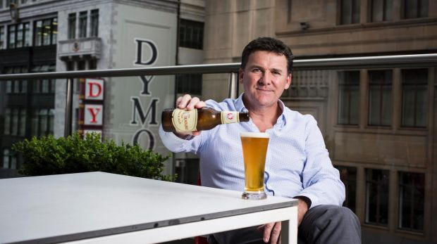Little Creatures is now owned by Lion. Lion Global Markets managing director Matt Tapper has started exporting the beer ...