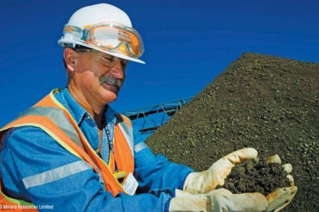 Mining is Australia's highest paid sector, and heavily dominated by men.