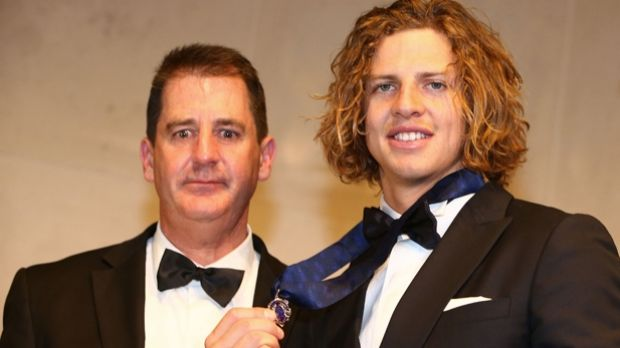 Ross Lyon has leaped to the defence of his star player.