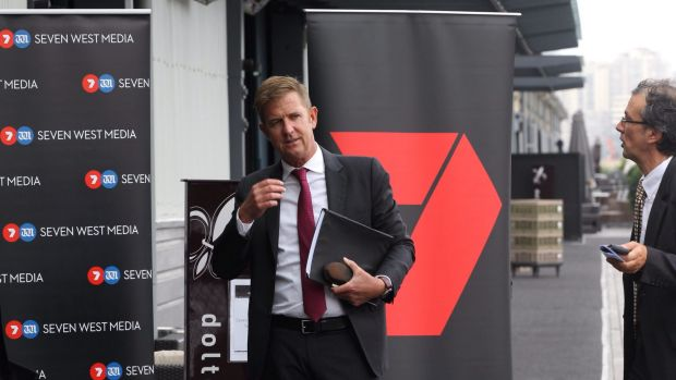 """It hasn't been a stellar year,"" says Seven West Media chief executive Tim Worner."