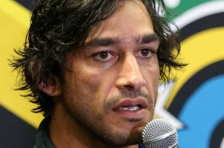 """They will want to honour him with their performance"": Laurie Daley, right, on Johnathan Thurston."