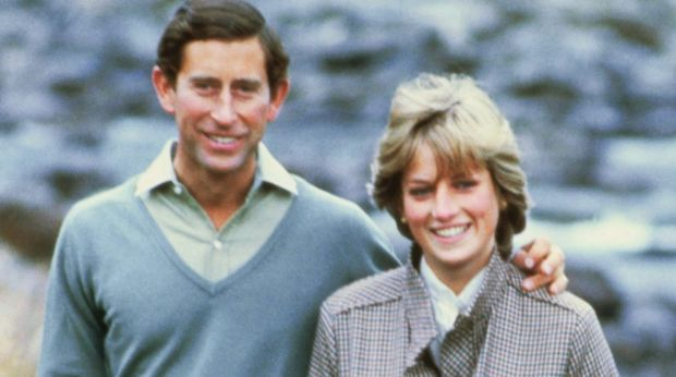 'One day I will tell you the whole story': Prince Charles and Princess Diana in 1981.