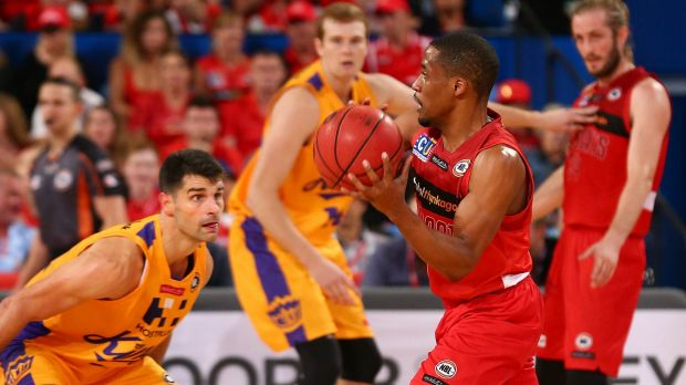 Bryce Cotton has been in hot form at the right time for the Wildcats.