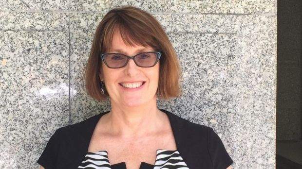 Active communities co-ordinator at Heart Foundation Victoria, Lisa Speirs.