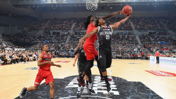 Melbourne United was involved with the Sage Institute of Fitness