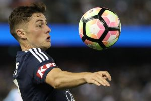 Marco Rojas is set to head back to Europe.